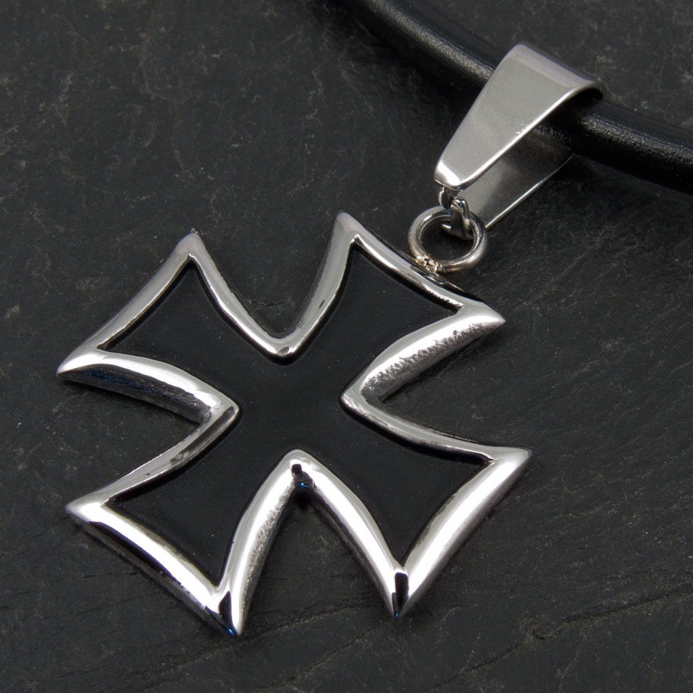Iron Cross Necklace Meaning