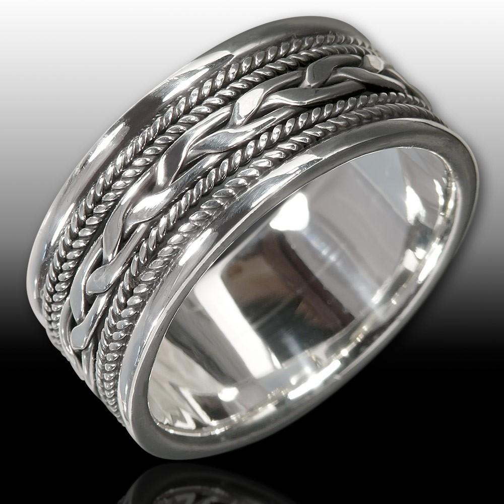 Ringe silber keltisch – Modischer Schmuck von 2018