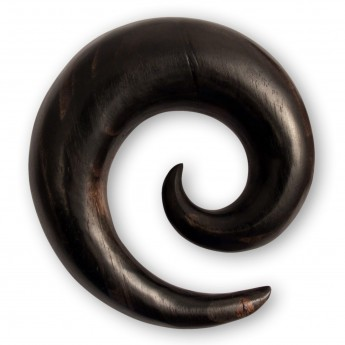 Spiral Stretcher from black Arang wood – picture 1