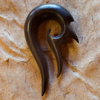 Horn Spiral Stretcher - Spike Tribal – picture 2
