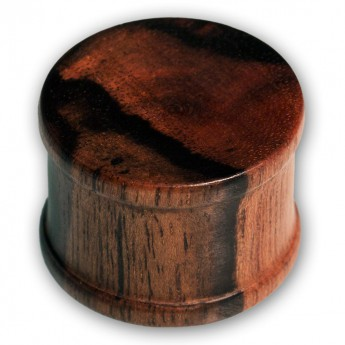 Concave Double Hat Plugs from different Woods – picture 7