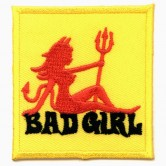 "Patch ""Bad Girl"" 001"