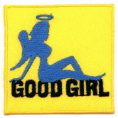 "Patch ""Good Girl"" 001"