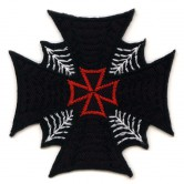 "Patch ""Iron Cross - Spider Web"" 001"