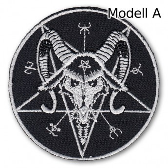 "Parche / Patch ""El Sello de Baphomet"" – picture 2"