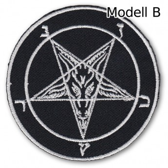 "Parche / Patch ""El Sello de Baphomet"" – picture 3"