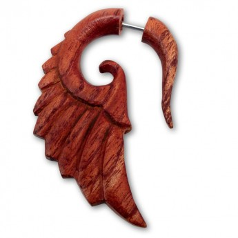 Fake Stretcher - Angel Wing - from horn, bone or bloodwood – picture 3