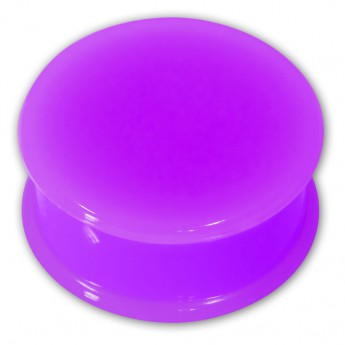 Solid Silicone Plug in different colors & sizes – picture 10