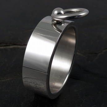 Stainless Steel Slave Ring - Ring of O – picture 3
