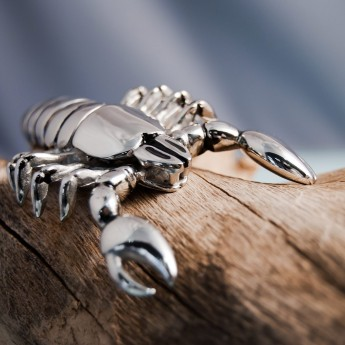 Stainless Steel Bracelet -The Scorpion King – picture 5