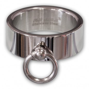 Ring of O - 316L stainless steel - with movable slave ring – picture 1