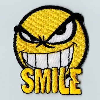 Patches - Different Smileys – picture 8