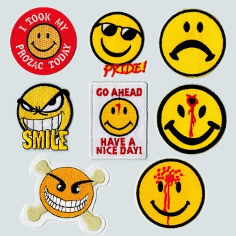 Patches - Different Smileys – picture 2