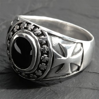 Silver Ring - Templar – picture 1