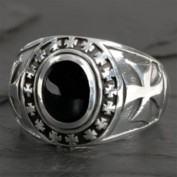 Silver Ring - Templar – picture 2