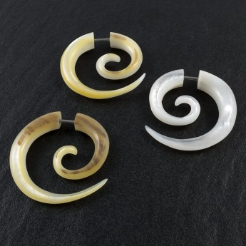 Fake Spiral Taper - Mother of Pearl – picture 2
