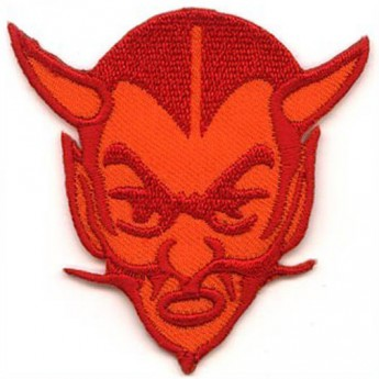 "Patch ""Red Devil"""