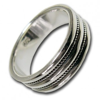 Silver Ring - Ring of Celts