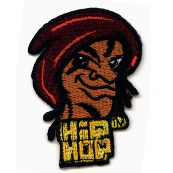 "Patch ""Hip Hop"""