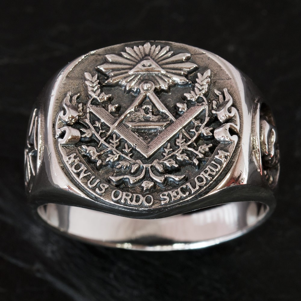 Freemason Rings For Sale